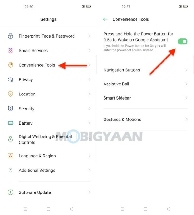 Google-Assistant-Shortcut-OPPO-Reno3-Pro-Tips-And-Tricks-ColorOS-7