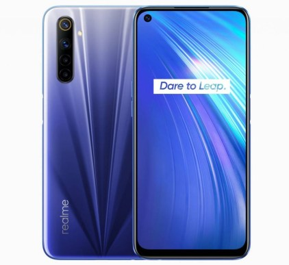 Realme 6 Specs, Features, Details, Price, and Availability in India
