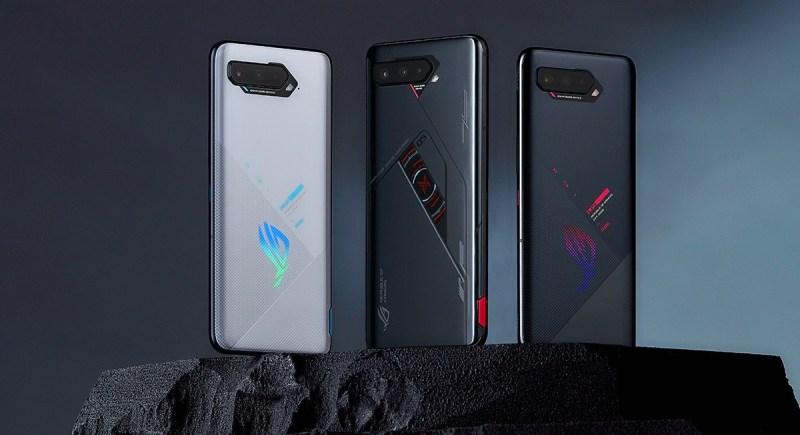 تعرف على هواتف الألعاب الجديدة Asus ROG Phone 5s و 5s Pro