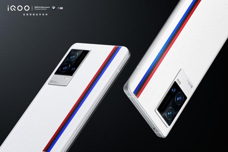 فيفو تعلن عن هاتف Vivo IQOO 8 Pro