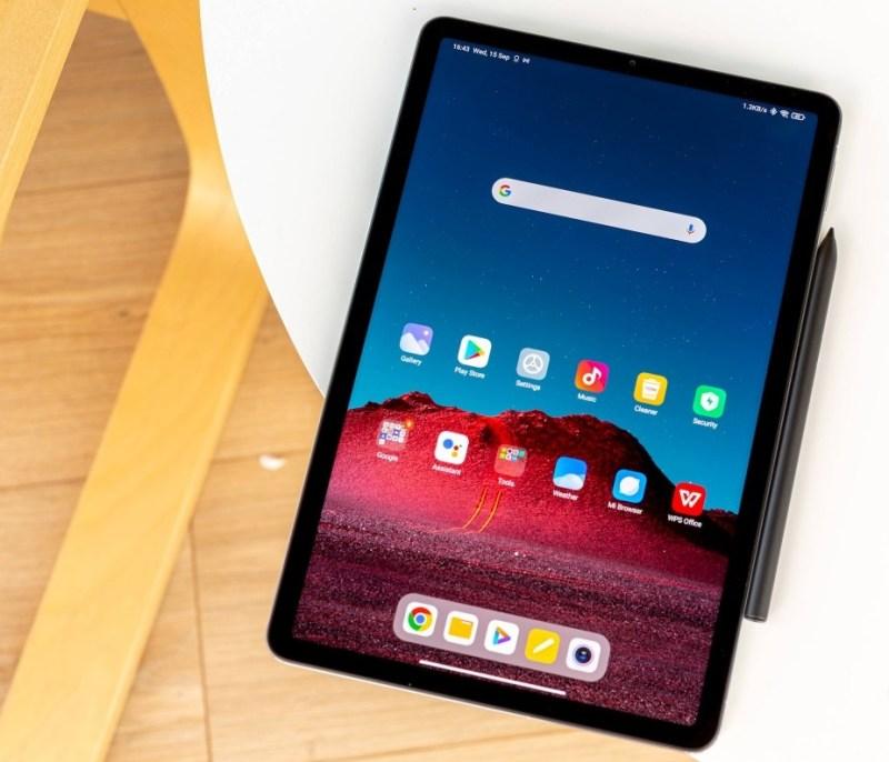 شاومي تطلق الإصدار الخاص بالأسواق العالمية من Xiaomi Pad 5