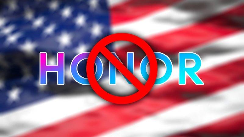 الإدارة الأمريكية تبدأ محادثات حول حظر شركة Honor
