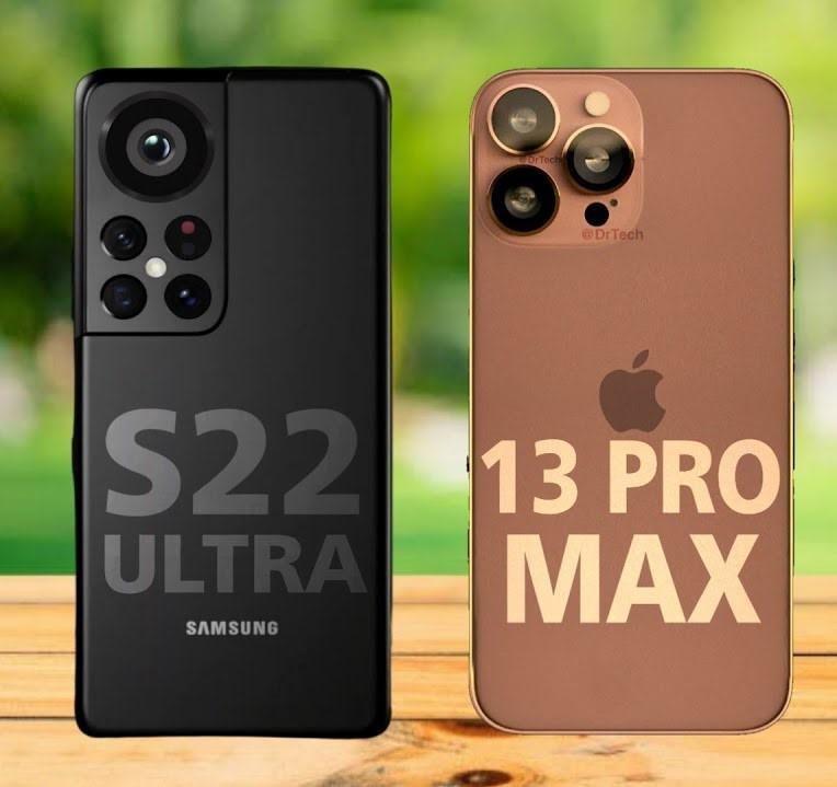 إليكم المقارنة بين الأحجام بين سلسلة iPhone 13 وهواتف S22 القادمة من سامسونج