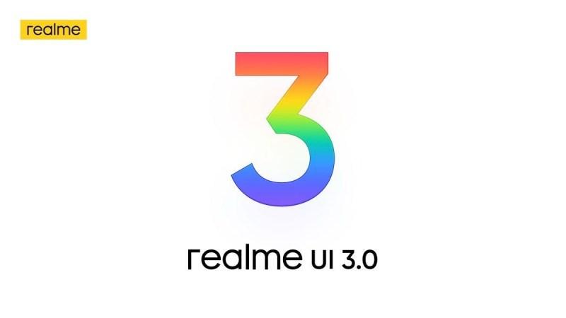 الكشف عن الملامح الأولى لواجهة مستخدم Realme UI 3.0