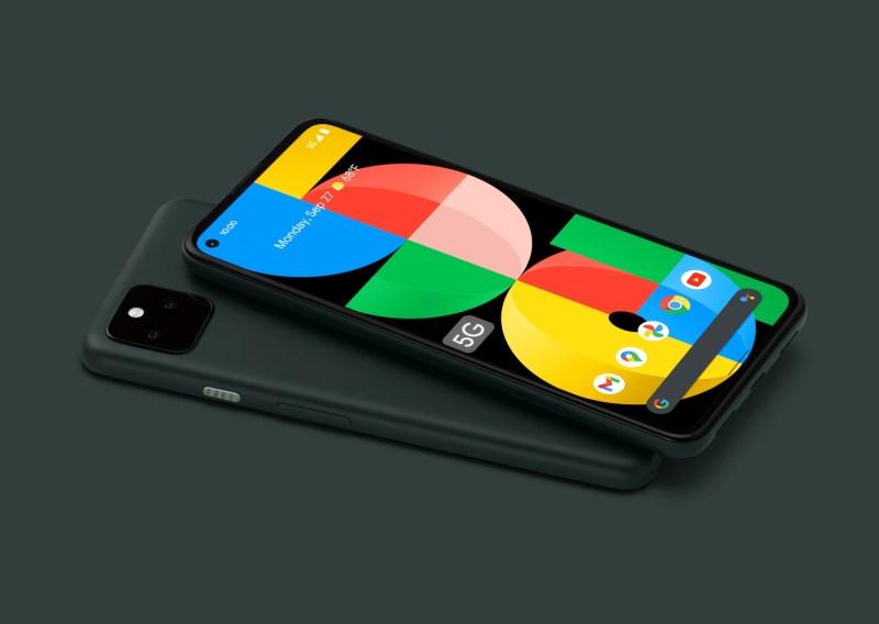 لا ليست هواتف Pixel 6 ... جوجل تكشف عن هاتف Google Pixel 5a 5G