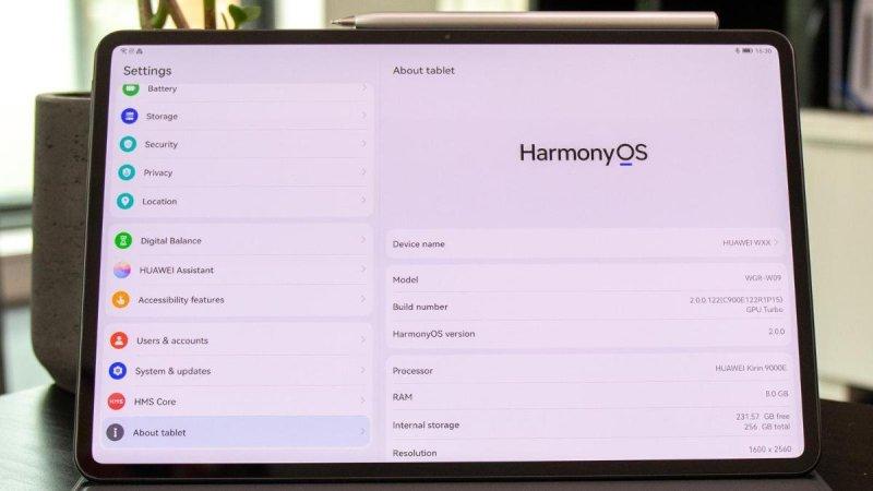 نظام تشغيل HarmonyOS 2.0 الجديد يصل إلى 70 مليون مستخدم