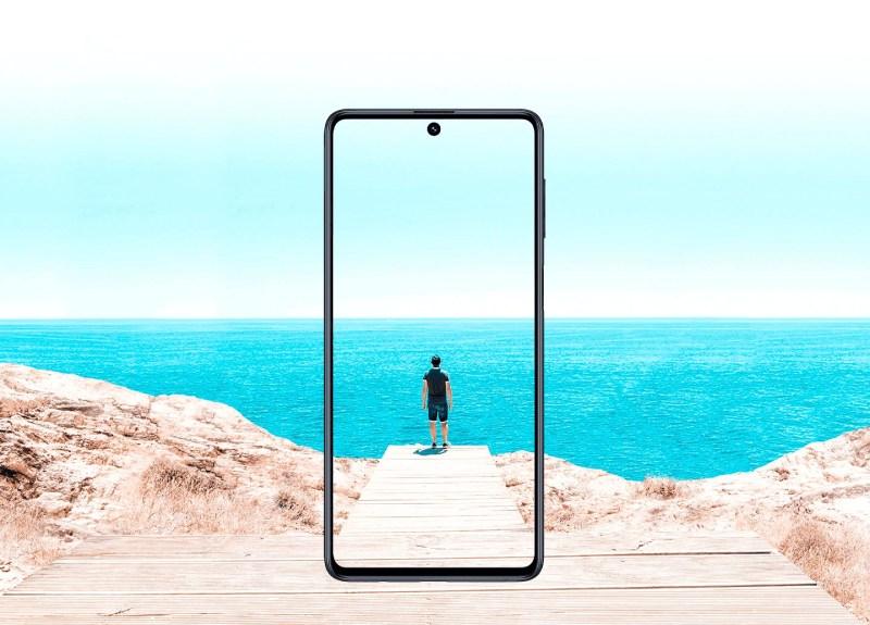 المراجعة الأولية لمواصفات هاتف سامسونج الجديد Samsung Galaxy M52 5G