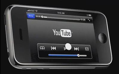 iPhone 2.0 Youtube