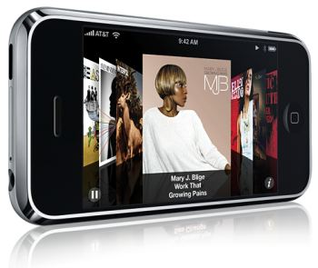 iPhone 3G a