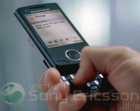 Sony Ericsson P5i auki