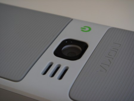 Nokia 3110 Evolve kamera