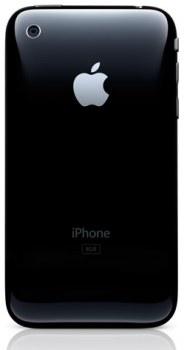 iPhone 3G takaa