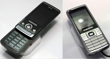 Samsung J800 Luxe ja L700