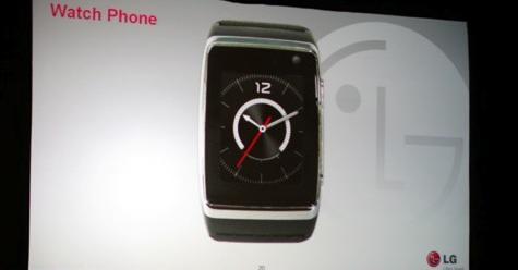 LG GD910 kellopuhelin