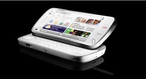 Nokia N97 auki