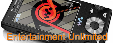 Sony Ericsson Entertainment Unlimited