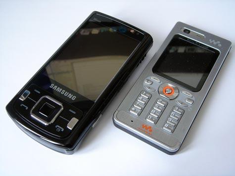 Innov8 vs W880i