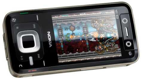 Noki N81 8GB N-Gage
