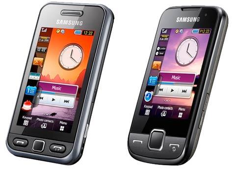 Samsung S5230 ja S5600