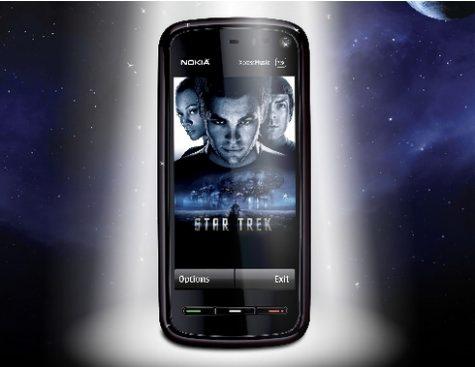 5800 XpressMusic Star Trek