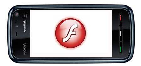 5800 XpressMusic Flash