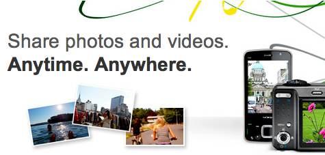Nokia Ovi Share