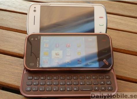 N97 ja N97 Mini