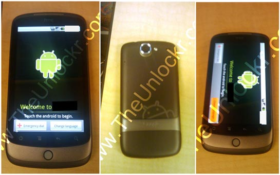 HTC Android-puhelin