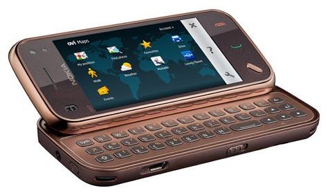 Nokia Ovi Maps N97 mini