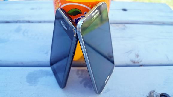 Galaxy S ja Galaxy S4