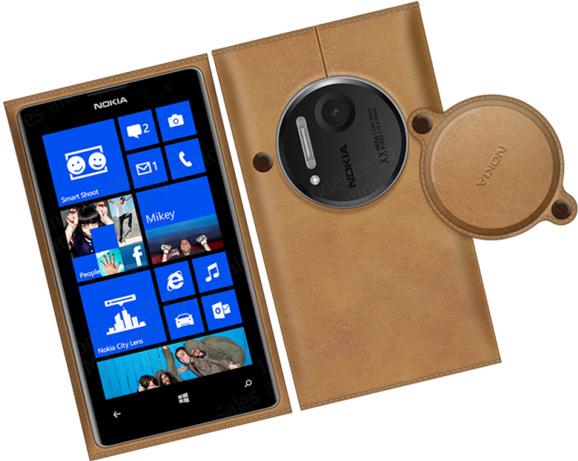 Lumia 1020 nakakotelo