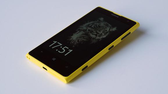 Lumia 1020 Nokia Glance Background