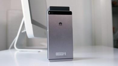 Huawei P8 takaa