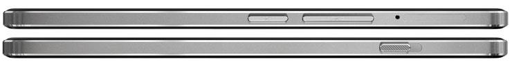 OnePlus X sides