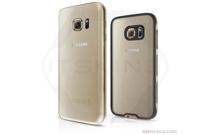 Galaxy S7 back