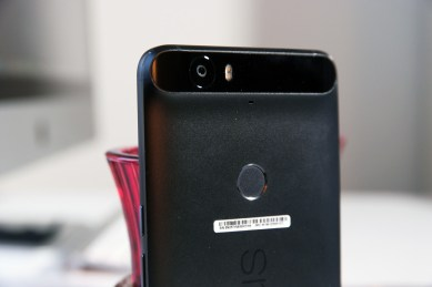 Nexus 6P, kamera