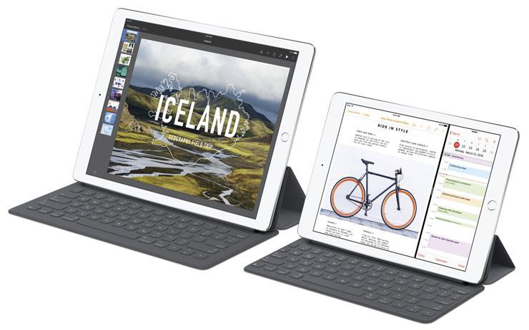 iPad Pro 12.9 ja 9.7, Smart Keyboard