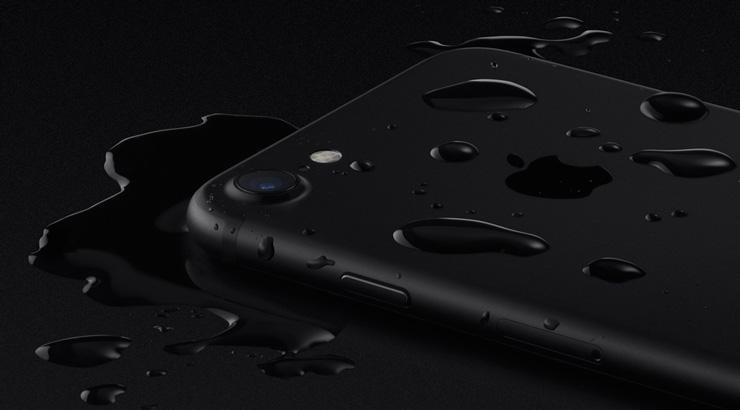 iPhone 7, vesitiivis