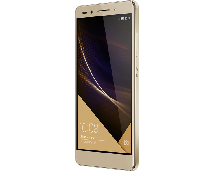 Huawei Honor 7 Premium, kulta, gold