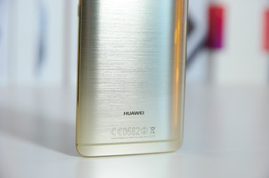 Huawei Mate 9 Pro, takaa, logo.