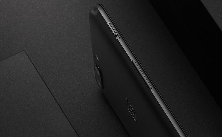 OnePlus 5 Midnight Black