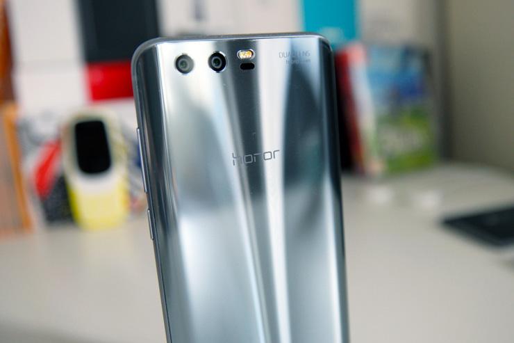 Huawei Honor 9, kamera