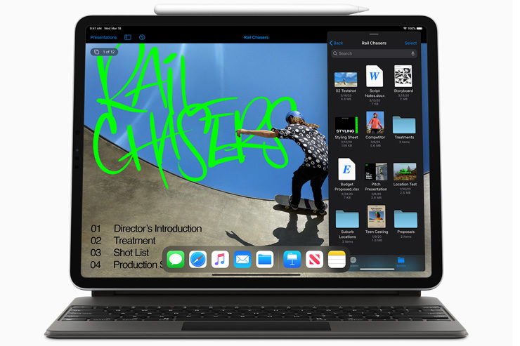 iPad Pro 2020 Magic Keyboard Apple Pencil
