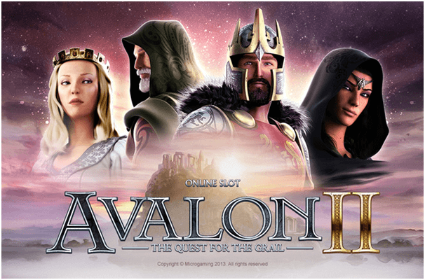 Avalon II spel