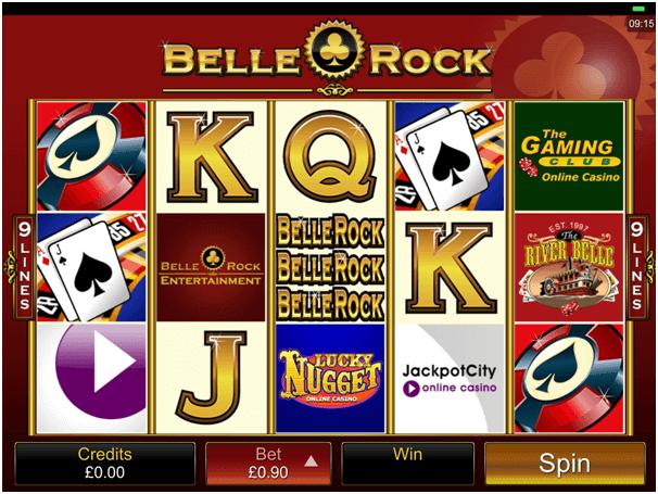 Belle Rock spel