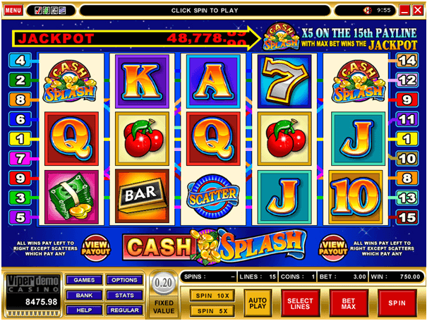 spelautomater spelar gratis utan registrering