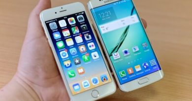 Iphone 6 Samsung Galaxy S6