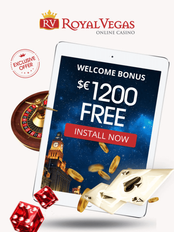 Royal Vegas Casino spel bonus