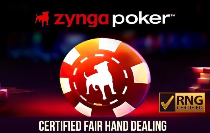 Testa din kunskap och tur i Zynga poker