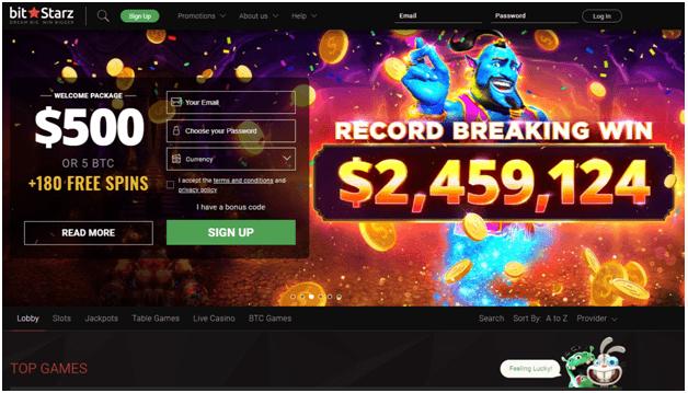 bitstarz casino är bäst för bitcoin slots, live casino och andra casinospel